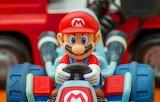 Desenhos de Super Mario Driver Jigsaw Puzzle para colorir