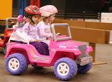 Barbie Car Puzzle