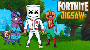 Fortnite Jigsaw