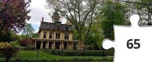 Desenhos de Historic Home in Little Silver para colorir
