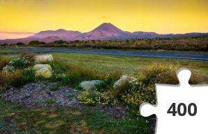 Tongariro Volcano Jigsaw Puzzle